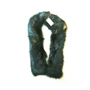 Scarf faux fur